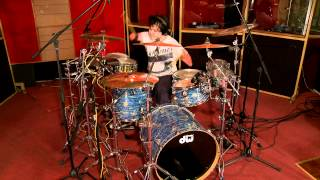 Red Hot Chili Peppers - Can't stop drum cover