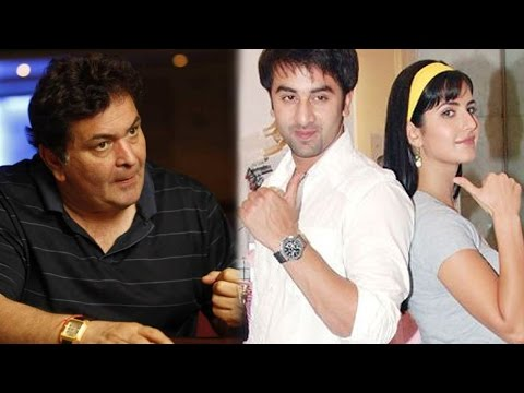 Rishi Kapoor Reacts When Asked About Ranbir Kapoor Katrina Kaif Break Up!