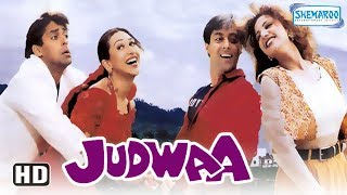 Judwaa - Hindi Full Movie in 15 Mins - Salman Khan - Karisma Kapoor - Rambha - Comedy Movies