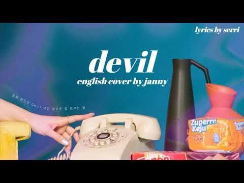 ♟clc---devil-|-english-cover-by-janny