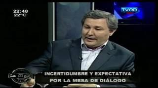 Incertidumbre y expectativa por la mesa de diálogo Parte 2
