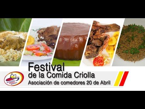 Festival de la Comida Criolla