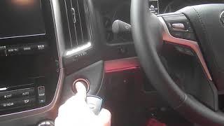 ランクルにカーセキュリティVIPER5706の取付施工を致しました。 連日の...