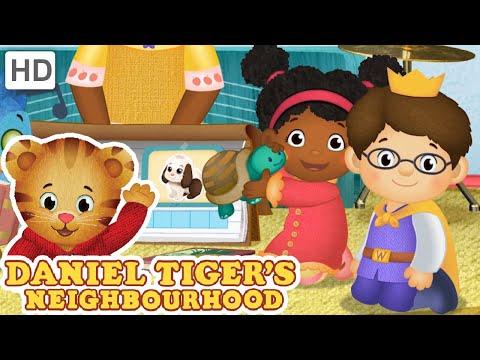 Daniel Tiger - The Class Votes (HD - Full Episode)