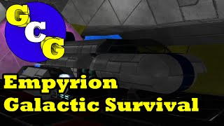 Empyrion Galactic Survival Gameplay - Sci-Fi Space Survival