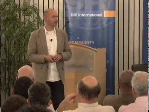 Xconomy Forum - Robots Remake the Workplace: Chris Anderson Keynote (5 of 8)