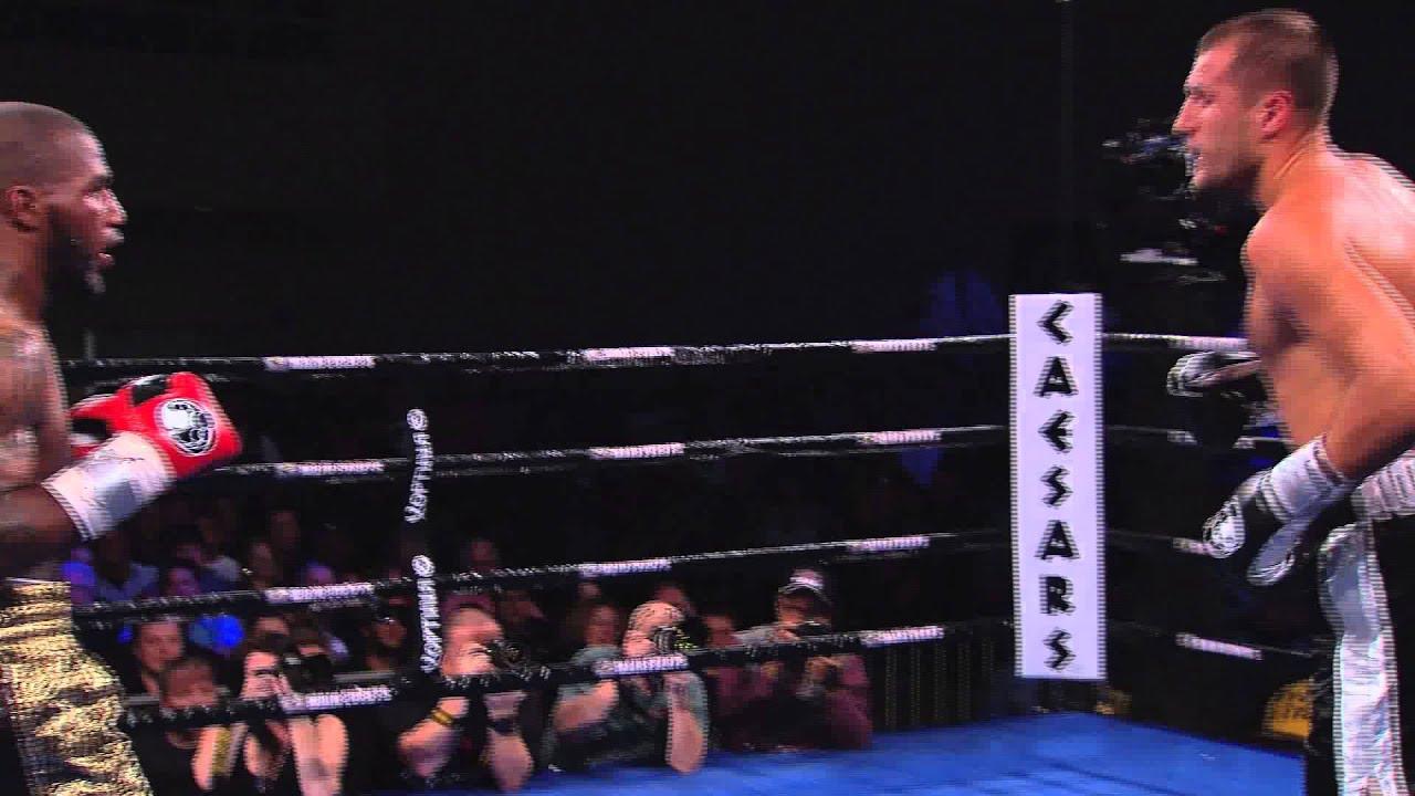 HBO Boxing After Dark: Kovalev vs. Agnew Highlights #1