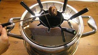 Фондю из шоколада - видео рецепт