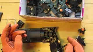 Пускова Кнопка БУЭ1, БУЭ2 (електронний блок управління)