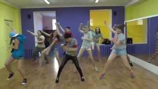 Хип-хоп, подростковая группа, хореограф - Вашеця-Калмыкова Юлия