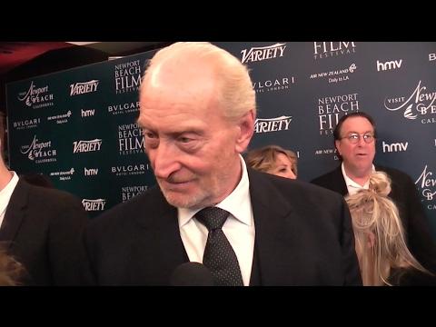 Event: Charles Dance, Ella Purnell, Dave Johns | Newport Beach Film Festival (The Fan Carpet)