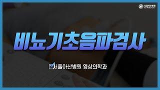비뇨기초음파검사