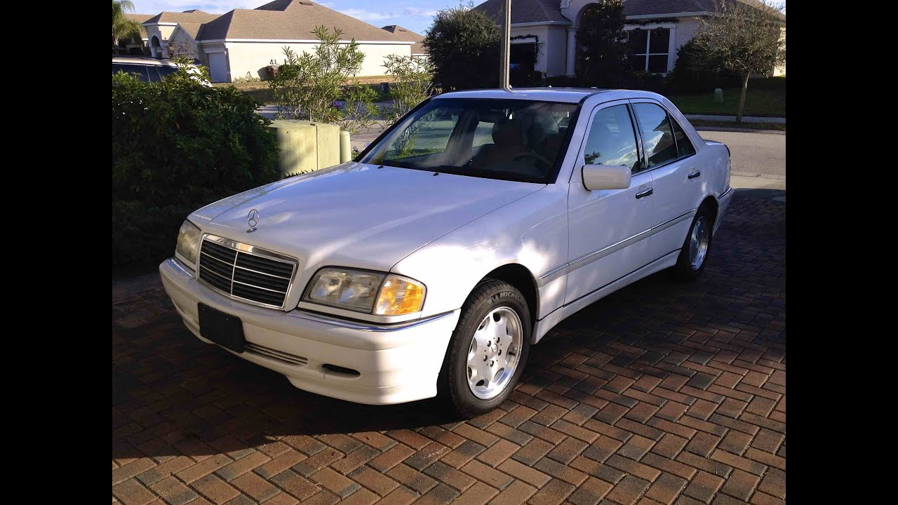my 2000 mercedes benz c230 kompressor 0 85 wot