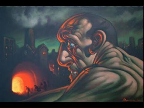 The Paintings of Peter Howson - Part 1