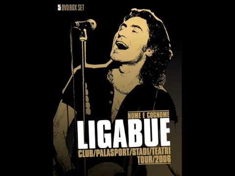 Ligabue - Non è tempo per noi (Teatro Verdi)