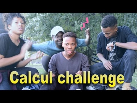 CALCUL CHALLENGE   JuniorTV, Les Parodies Bros, Limss Mtnz