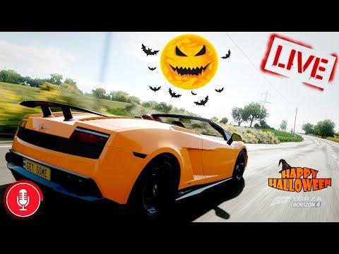 Forza Horizon 4 ? #19 - The Feeling When GTA IV Doesn't Want To Play Nicely So You Stream Forza ? PC thumbnail
