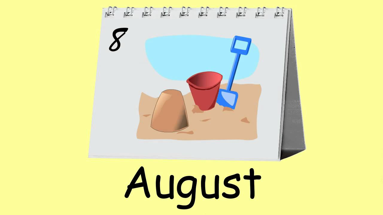 Download English Vocabulary - Months