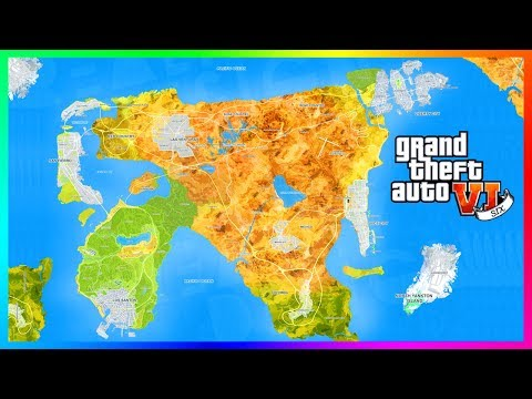 GTA 6\'s Map Size Will Be The BIGGEST Rockstar Games Has Ever ...