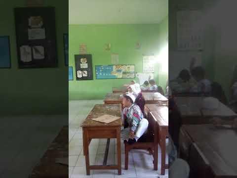 Kelas 4 Bernyanyi Sdic Al Yasini