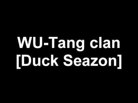 Wu-Tang clan Duck Seazon LYRICS