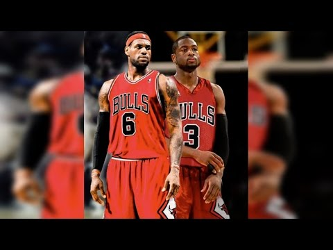 LEBRON JAMES TO SIGN WITH CHICAGO BULLS!!!! LEBRON JAMES FREE AGENCY 2016