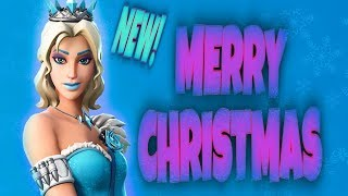 Fortnite Live NEW Christmas Skins! Squads Xbox Mobile Pc Psn Switch #Faze5