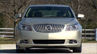 Road Test: 2012 Buick LaCrosse eAssist