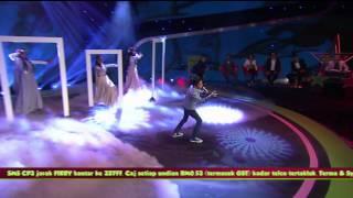 Ceria Popstar 3: Konsert Kemuncak - Fikry (Potret)