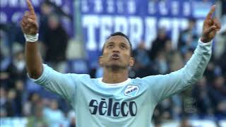 Il gol di Nani - Lazio - Chievo 5-1 - Giornata 21 - Serie A TIM 2017/18