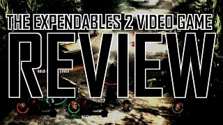 The Expendables 2 Video Game review