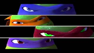 Nickelodeon песня черепашки ниндзя на русском