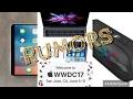 Rumors | Apple WWDC 2017 - iPad 10,5