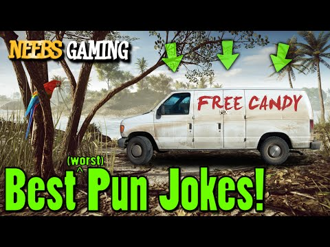 Best (worst) Pun Jokes!