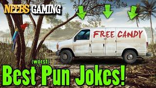 Best (worst) Pun Jokes!