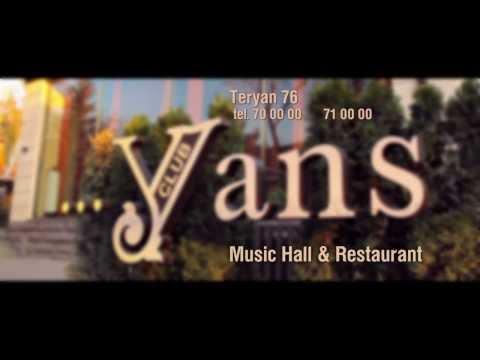 Yans Club Commercial