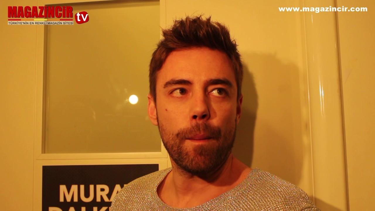 Murat Dalkılıç Konser Öncesi Röportaj