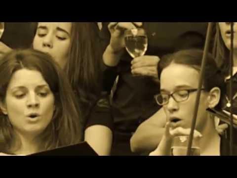 CHOIR CONDUCT EXAM - LISZT MUSIC ACADEMY BUDAPEST 2. DEC. 2016