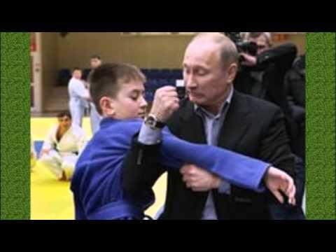 Прикольный клип про Путина - YouTube