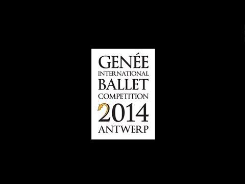 Genée International Ballet Competition - Antwerp 2014