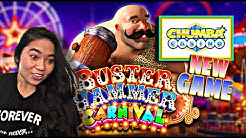 BUSTER HAMMER CARNIVAL | $300 | NEW GAME | CHUMBA CASINO | ONLINE SLOTS | WIN REAL MONEY