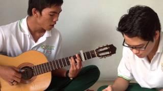 Nơi tình yêu bắt đầu - guitar cover - KLNX