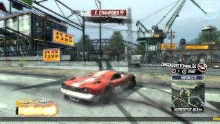 Burnout Paradise Gameplay 2