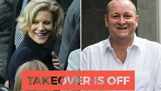 NUFC Takeover Is Off | Mike Ashley Rant | Prize Giveaway