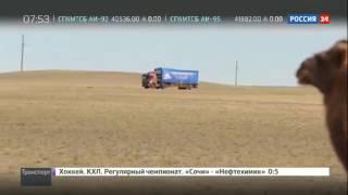 Новый маршрут доставки грузов из Китая в Россию и обратно(Новый маршрут доставки грузов из Китая в Россию и обратно (программа