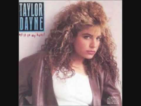 Taylor Dayne - Do You Want It Right Now.wmv
