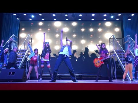 We Will Rock You CISB StageCats production full video