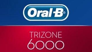 Electric toothbrush Oral-B TriZone 6000
