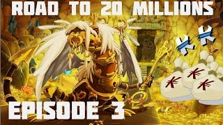 [DOFUS] ROAD TO 20 MILLIONS DE KAMAS #3