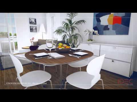 Programme immobilier Le Clos Fleury à puiseux en france